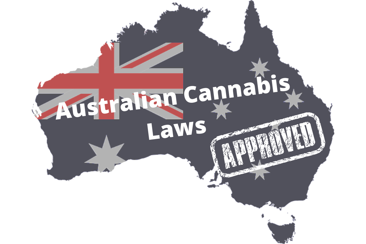 Australian Cannabis law banner